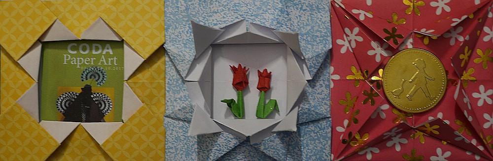 Mein 365 Paper Squares-Projekt